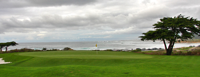 About Monterey Peninsula Golf