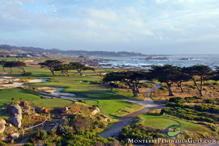 Monterey Peninsula Country Club - Shores Course