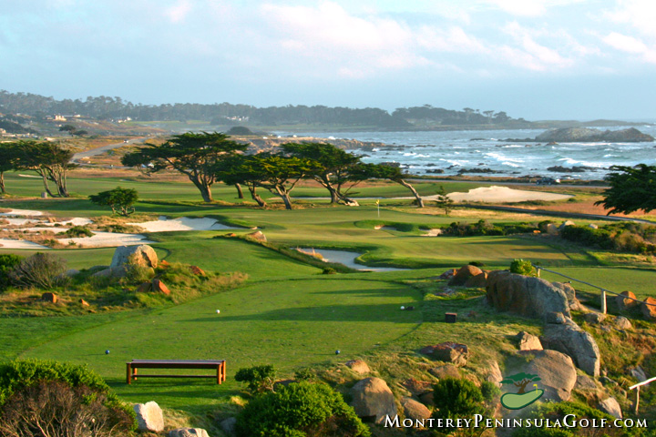 Monterey Peninsula Country Club - Shores Course, 11th hole