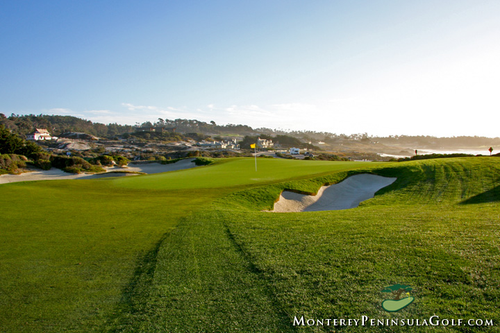Monterey Peninsula Country Club - Shores Course, 13th hole