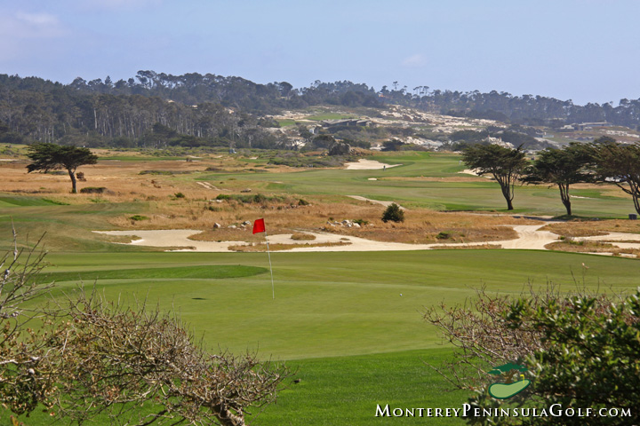 Monterey Peninsula Country Club - Shores Course, 6th hole