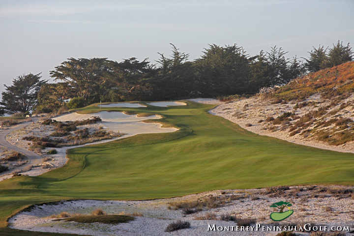 Cypress Point Golf Course - 8th Hole