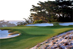 Cypress Point Golf Course - 8th Hole Green