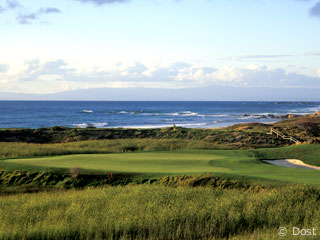 Spanish Bay Golf Course