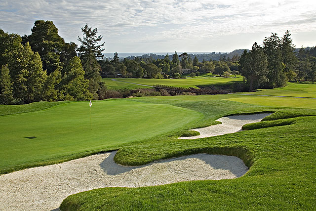 Pasatiempo Golf Course - 11th Hole title=