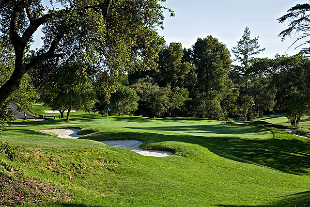 Pasatiempo Golf Course - 12th Hole title=
