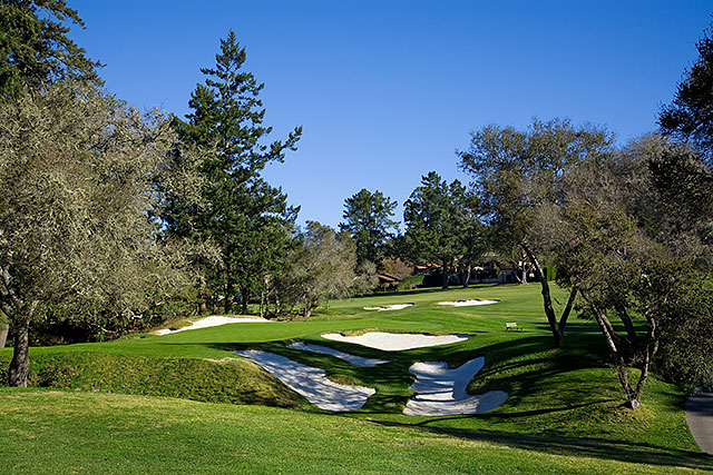 Pasatiempo Golf Course - 15th Hole title=