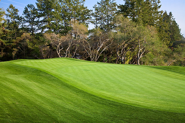 Pasatiempo Golf Course - 17th Hole title=