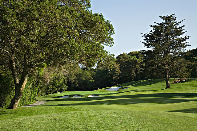 Pasatiempo Golf Course - 2nd Hole title=