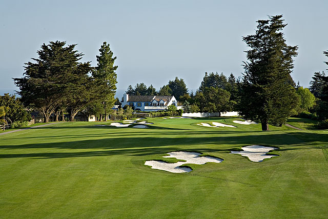 Pasatiempo Golf Course - 4th Hole title=