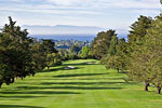 Pasatiempo Golf Course - 1st Hole