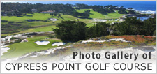 Photo Gallery of Cypress Point Golf Course