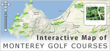 Monterey Peninsula Golf Courses Monterey Peninsula Golf