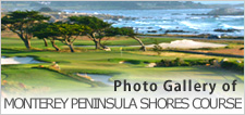 Photo Gallery of Monterey Peninsula Country Club, Shores Course