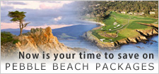 Pebble Beach Packages